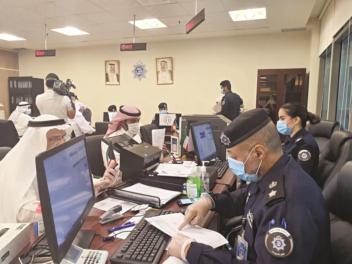مصريون في الكويت | الكويت.. «شؤون الإقامة» تُسارع الخُطى لتحوّل ...