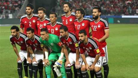 مصريون في الكويت تعرف على موعد مباراة مصر وروسيا والقنوات