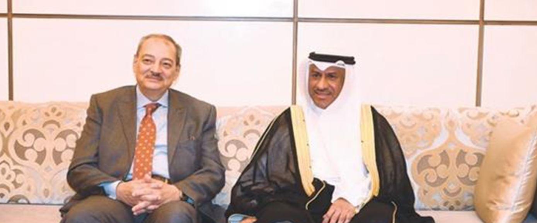 تفاصيل زيارة غير مسبوقة للنائب العام المصري إلى الكويت
