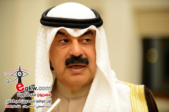 نائب وزير الخارجية الكويتي يرحب بزيارة السيسي للكويت ويثمن دور مصر وحفظها على الامن القومي العربي
