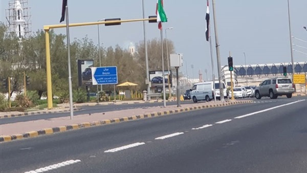 شاهد.. أعلام مصر في شوارع الكويت تزامنًا مع لقاء السيسي بالأمير صباح الأحمد