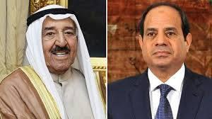 مجلس الوزراء الكويتي هنأ بتجاوز سمو الأمير للعارض الصحي ورحب بزيارة الرئيس السيسي