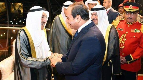 خلية الإخوان» على طاولة محادثات السيسي وأمير الكويت