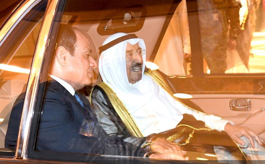 عاجل | وصول الرئيس عبد الفتاح السيسي إلي الكويت في زيارة رسمية