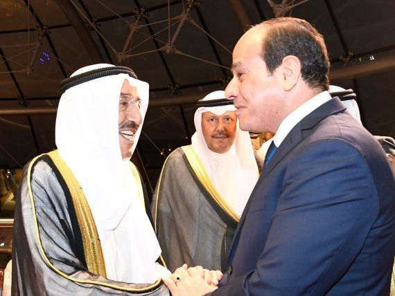 الرئيس السيسي يصل القاهرة بعد جولة خارجية انتهت بالكويت